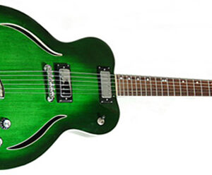 The Eastwood Messenger Guitar